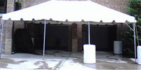 Tent Rental 20' x 30'