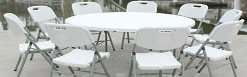 Rent Tables and Chairs for Party